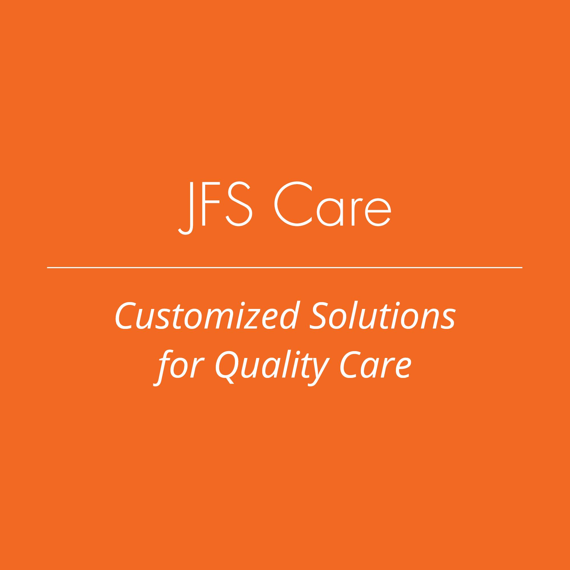 JFS Care definition