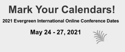 Evergreen International Conference 2021