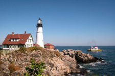 Doug Holling-Maine lighthouse