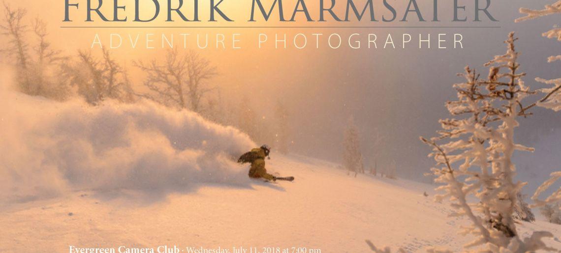 FREDRIK MARMSATER Outdoor Adventure Photographer