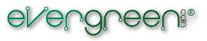 EverGreenCoin Logo Text (Registered)