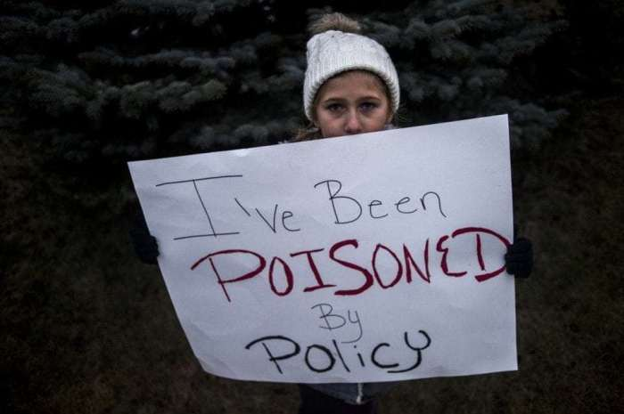 Poisoned by policy