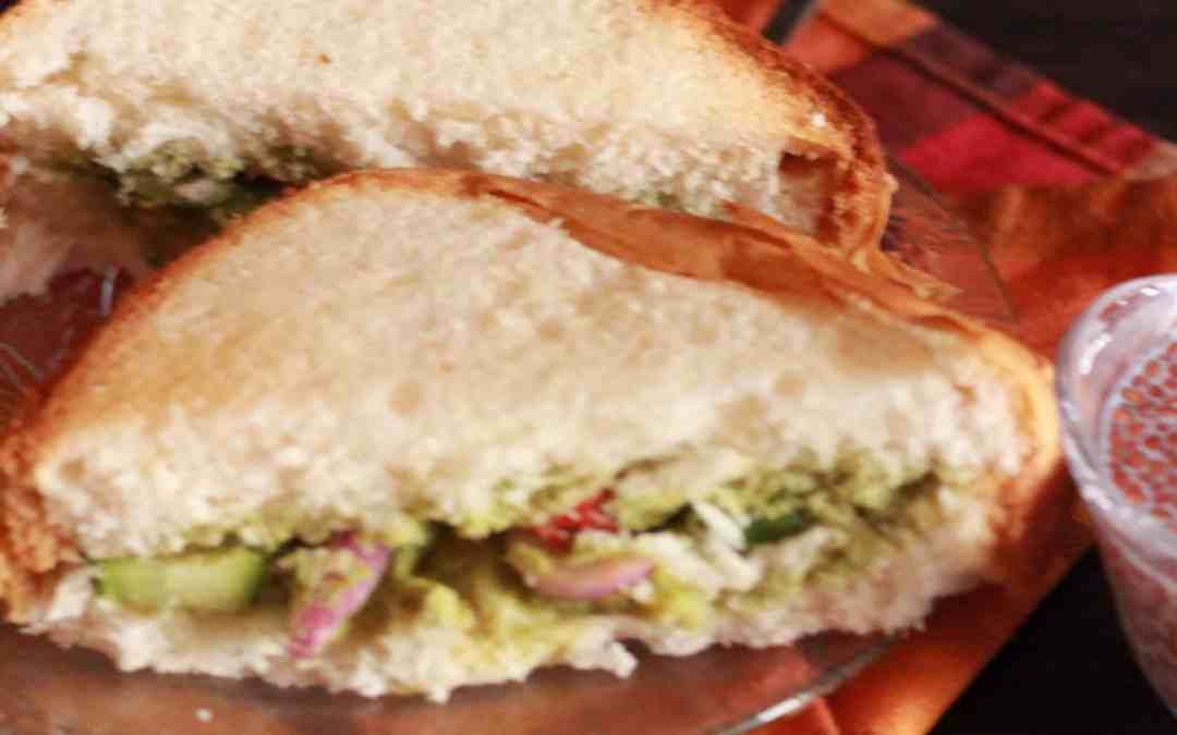 Five No Cook Sandwich Ideas