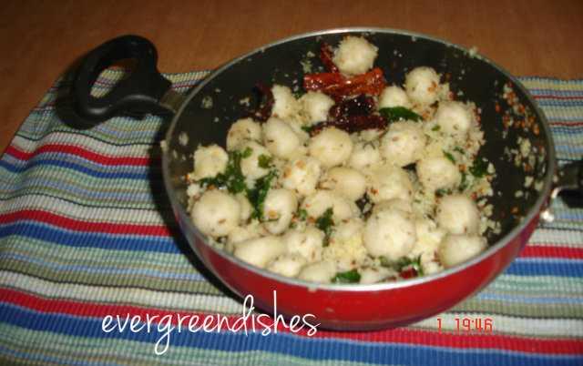 Ammini kozhukattai steamed rice balls