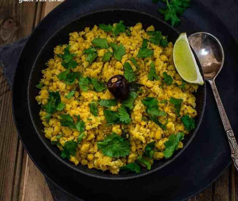 Mug/ Mag Ni Chutti Daal |Gujarati cuisine| guest post