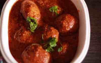 Kashmiri Dum Aloo | how to make kashmiri dum aloo