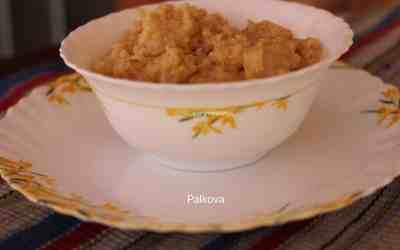 Palkova / how to make palgova