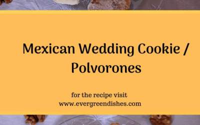 How to make Mexican wedding cookies / Polvorones