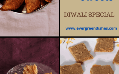 Festive Sweets for Diwali