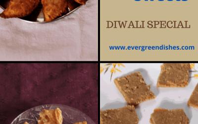 Festive Sweets for Diwali
