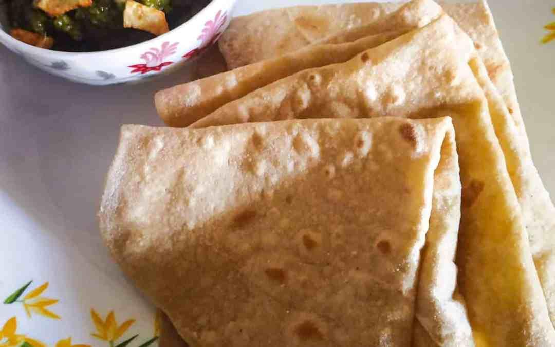 Rumali Roti | Roomali Roti recipe
