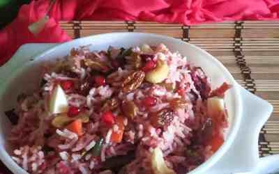 Mughlai Vegetable Pulao