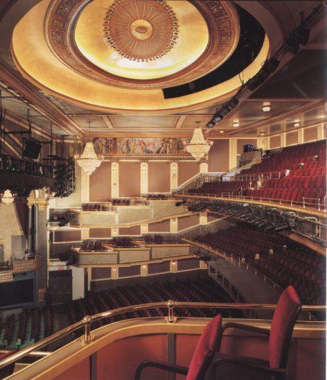 Lyric Theatre NYC