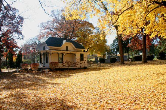 Sexton House