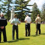 Honor Guard on Memorial Day