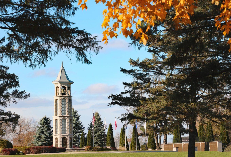 The Bellman Carillon Tower