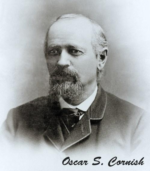 Oscar S. Cornish