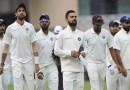 ત્રીજી ટેસ્ટમાં ભારતની શરમજનક હાર : ઇંગ્લેન્ડે પાંચ મેચની ટેસ્ટ શ્રેણી 1-1થી બરાબરી કરી….