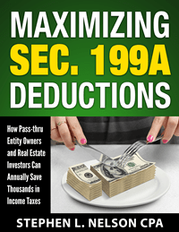 Maximizing Sec. 199A Deductions