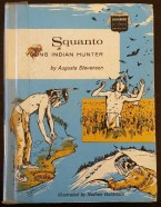 squanto young indian hunter