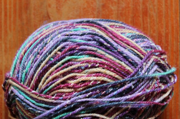 Yarn for Embers new hat