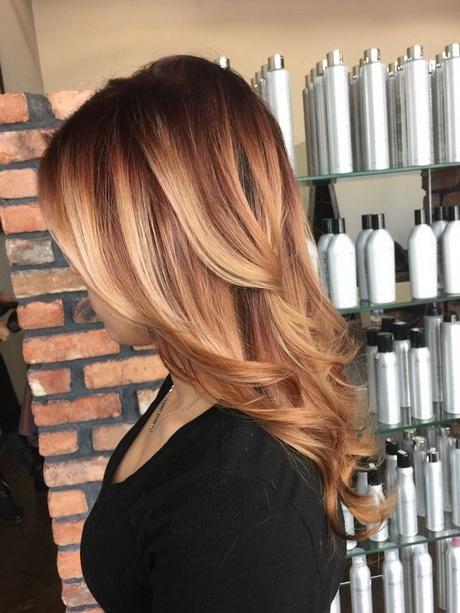 Haarfarben Blond 2018
