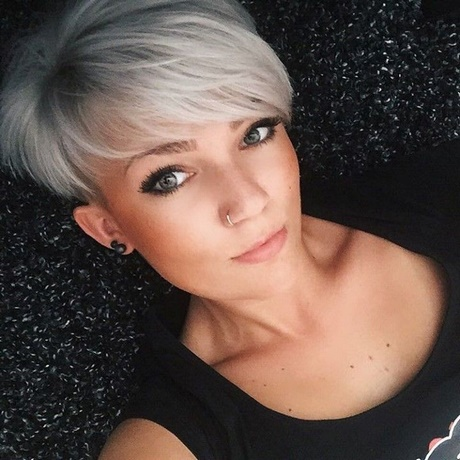 11 longer undercut encouraged for you to our weblog, within this time period i will show you with regards to keyword. Kurzhaarfrisuren trend 2018