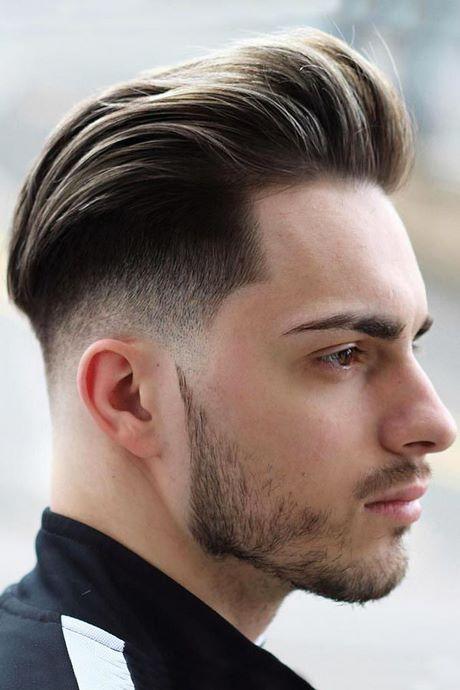 In den meisten fällen werden die haaren unten komplett abrasiert, wobei sie in richtung deckhaar immer länger werden. Haarstyle männer 2020