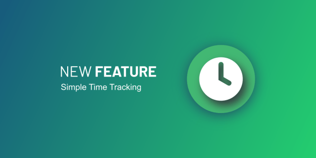 Feature image of Simple Time Tracking mode in Timetracker