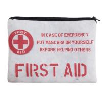 In Case Of Emergency - Cosmetic Bag