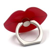 Mmmmmuah! Lip Phone Ring Bracket