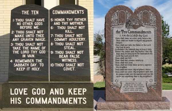 10 commandments of god # 29