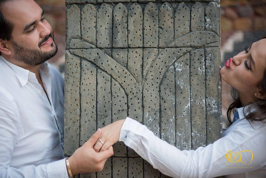 Monte Coxala entrega de anillo de compromiso Chapala