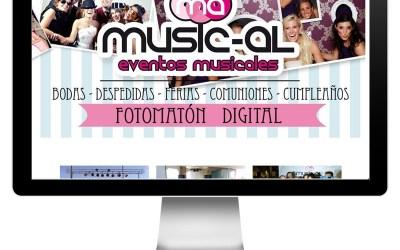 music-al.es – Fotomatón, bodas, eventos…