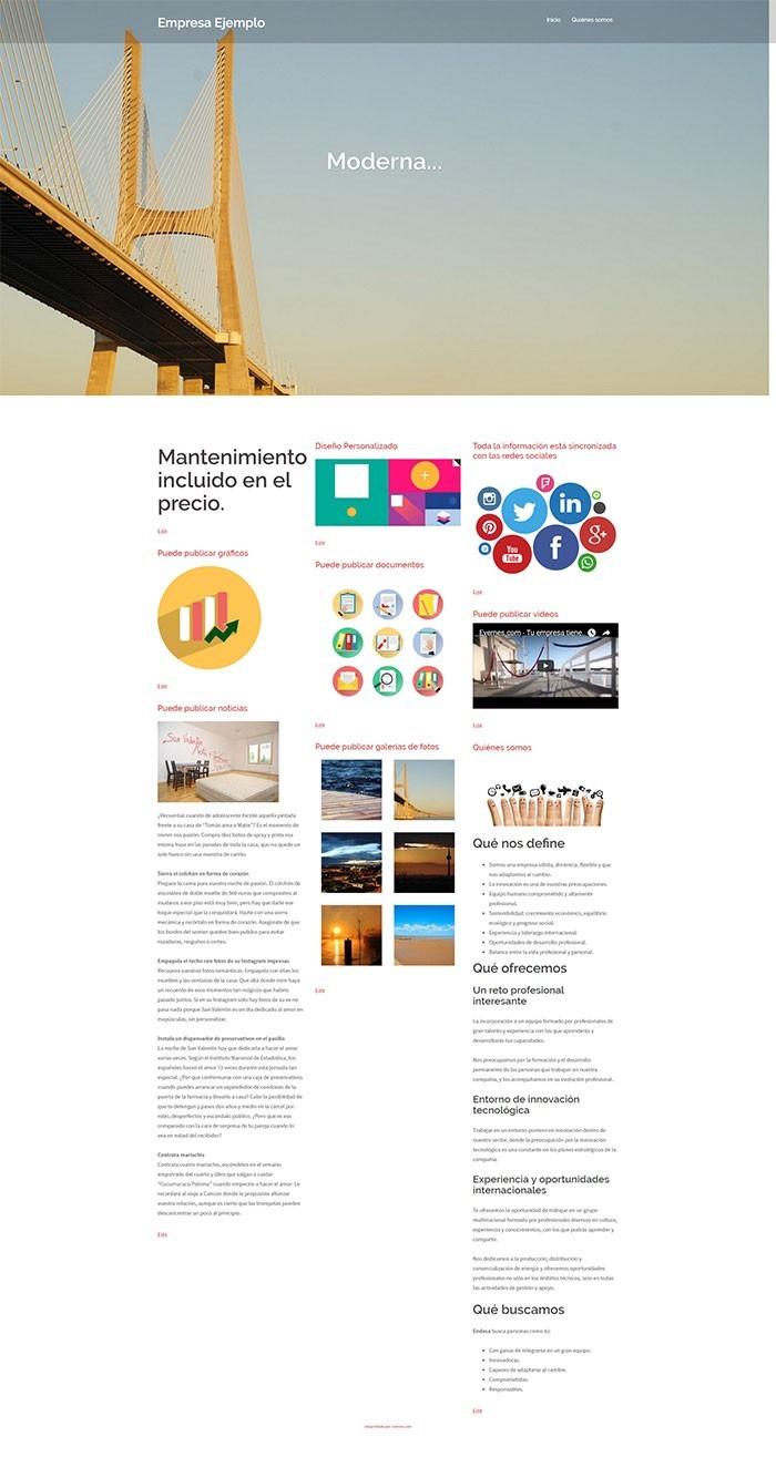 pagina-web-moderna-para-empresas-evernes