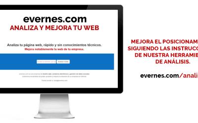 Analiza y mejora tu página web. http://evernes.com/analisis