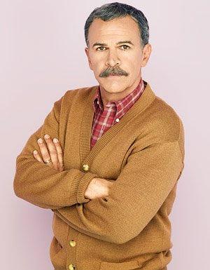 """UGLY BETTY - Tony Plana stars as Ignacio in the ABC Television Network's """"Ugly Betty."""" (ABC/BOB D'AMICO)"""
