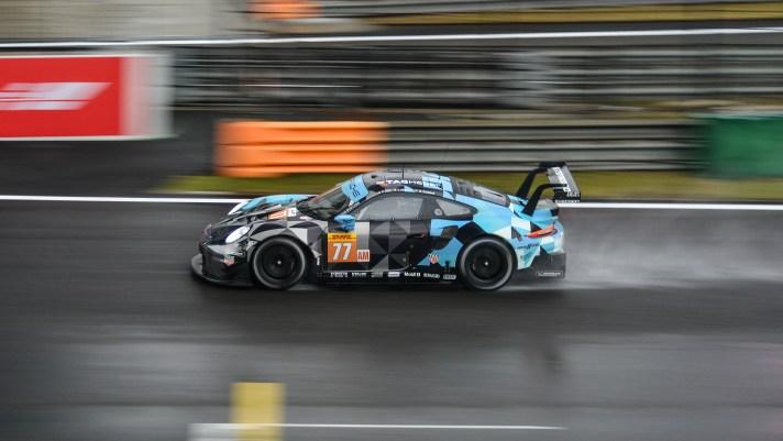 #77 Dempsey-Proton Racing Porsche 911 RSR, 2018 6 Hours of Shanghai