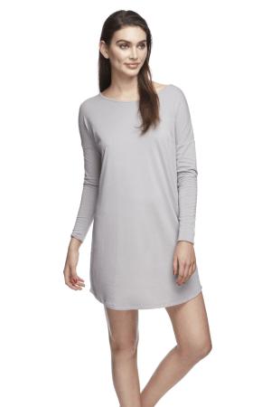 Long Sleeve Sleep Dress 1