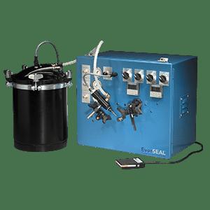EverSeal Coating System III (ECS III) for pre applied liquid thread sealants