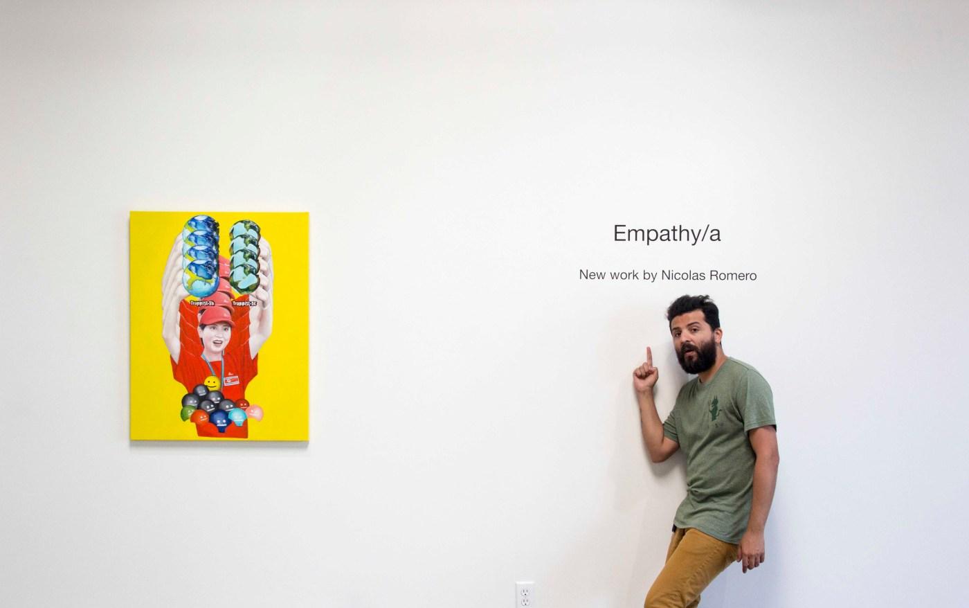 Muestra Empathy 4 Los Angeles, California (baja)