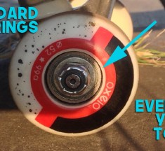 Which skateboard bearings should you buy?  (Hint: ABEC isn't everything)