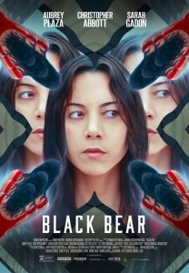 black bear, aubrey plaza, movie review