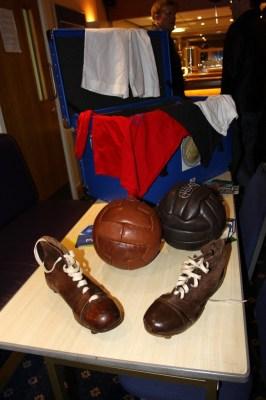 Memorabilia úr sögu Everton