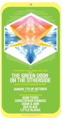 GREEN DOOR FLYER OCT 2012