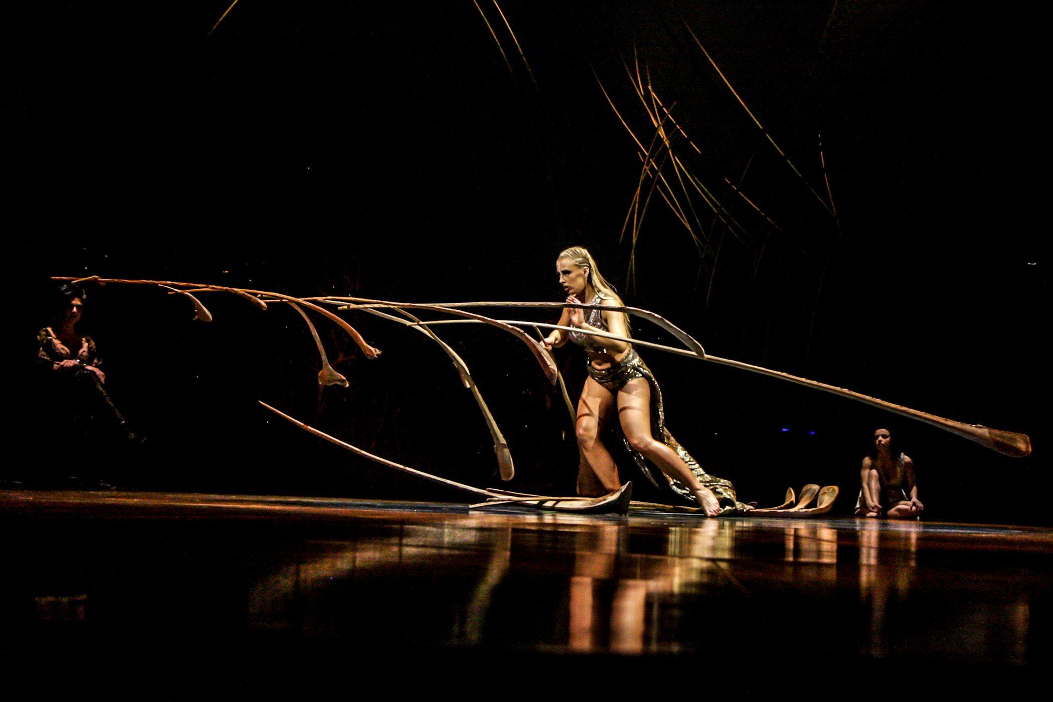 Image: Balance Goddess Lara Jacobs