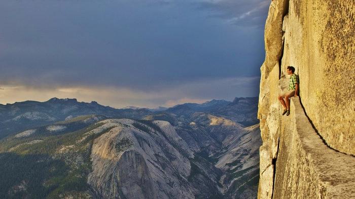Image: Alex Honnold Rock Climber