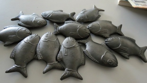 Image: Lucky Iron Fish if a quantity