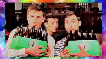 Image: Bottle boys