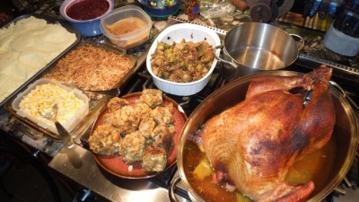 Thanksgiving Recipes Dr. Lynda's